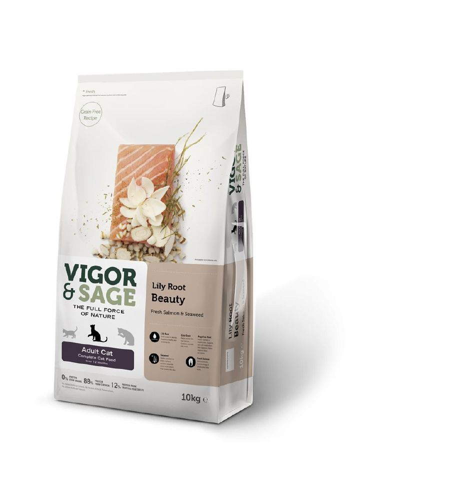 Vigor beauty cat lily root 10kg