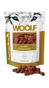 Woolf rabbit chunkies 100gr