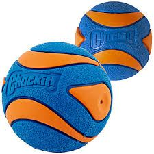 chuckit ultra squaker ball small