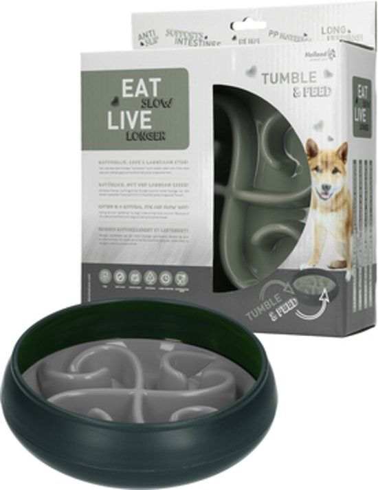 Eat Slow Live Longer Tumble feed