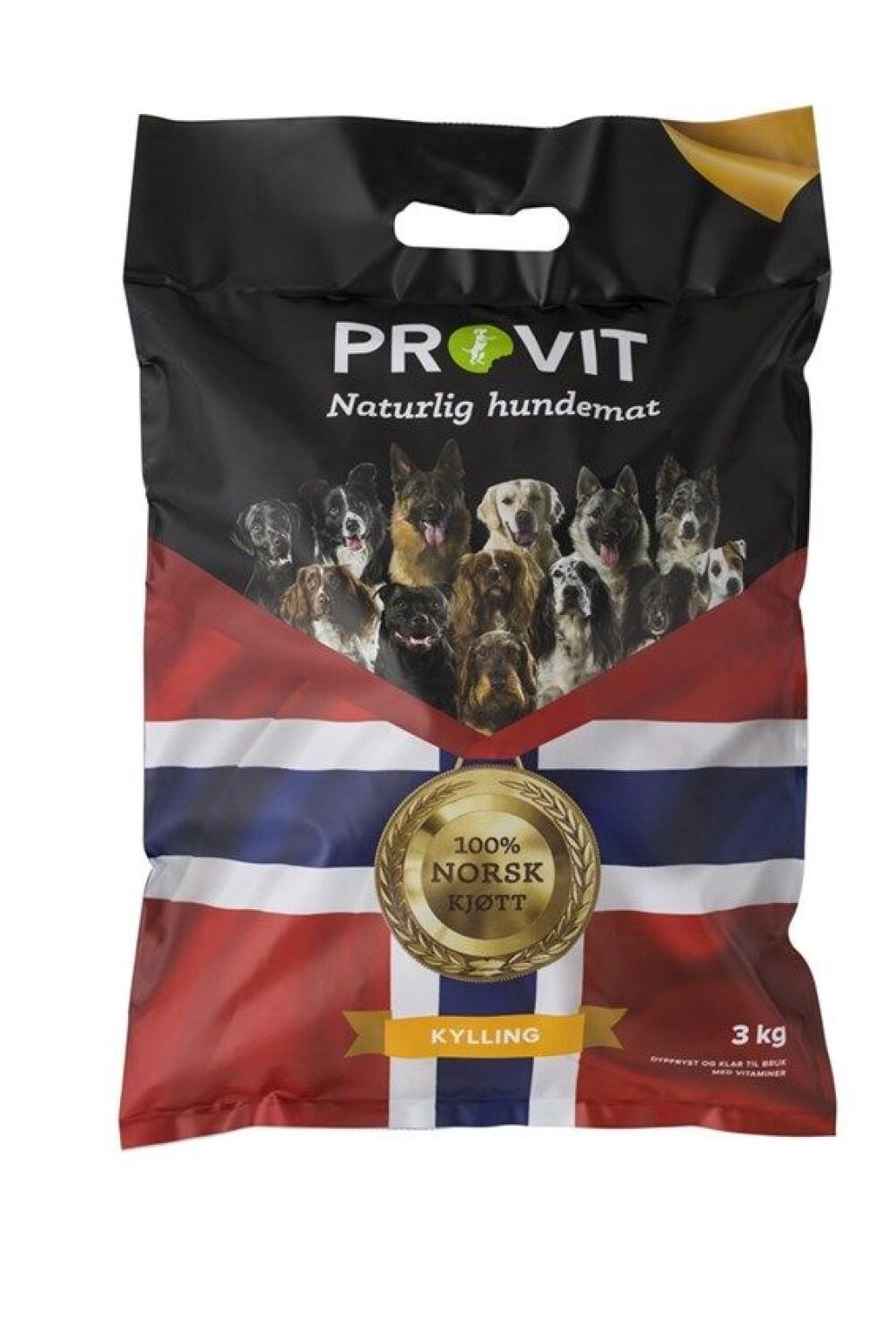 Provit Kylling 3kg