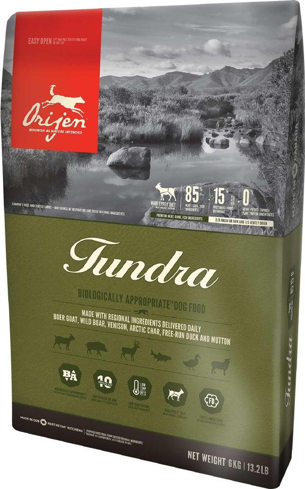Orijen Tundra hund 2kg