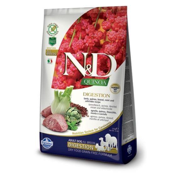 farmina quinoa lamb digestion 2,5kg