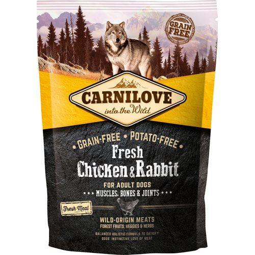 carnilove chicken & rabbit 1,5kg