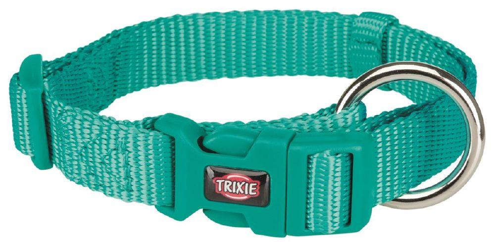 Trixie halsbånd turkis  30-45cm/15mm