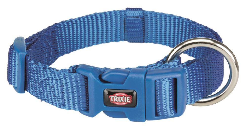 Trixie halsbånd blå S 25-40cm