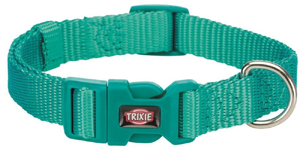 Halsbånd premium 25-40cm/15mm s turkis