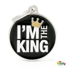 My Family  Im The King