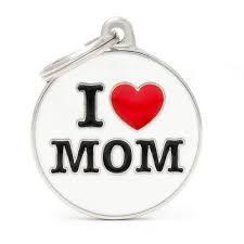 MY Family I Love MOM