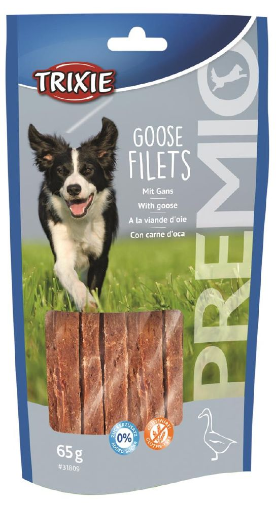 Trixie Goose Filets 65g
