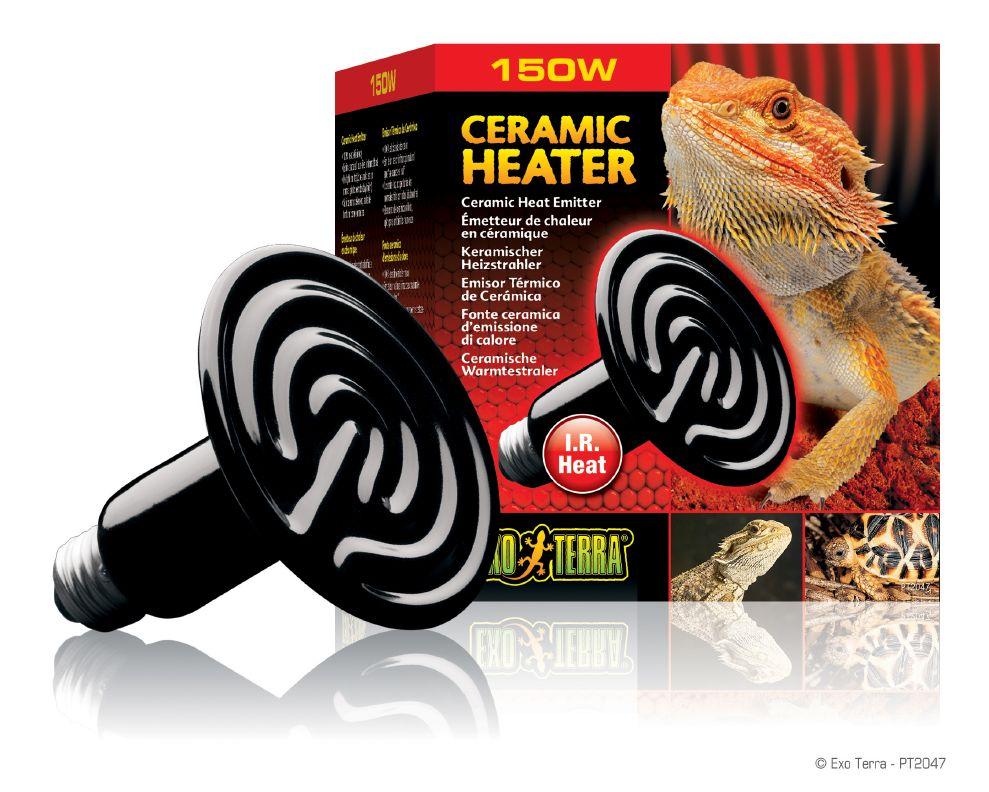 Exo Terra Ceramic Heater 150w