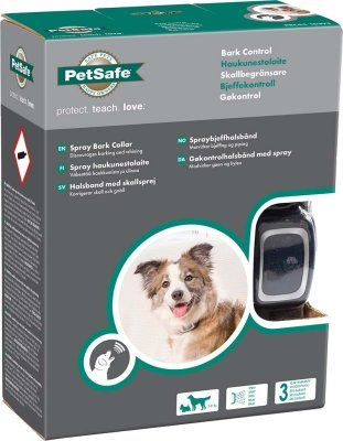 Petsafe bark controll spray