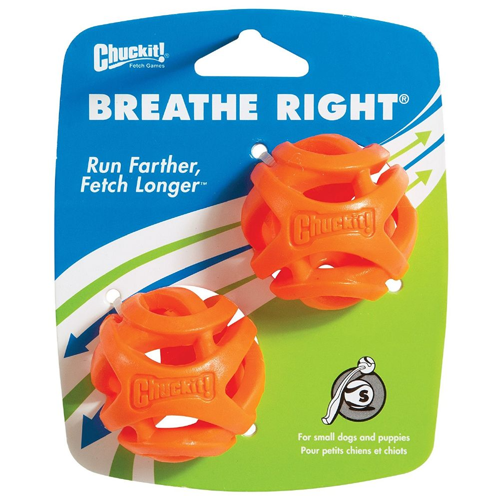 Chuckit Breathe right small 2pk