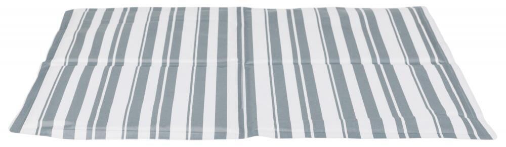 Trixie kjølematte 65x50cm hvit/grå