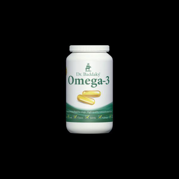 Dr.Baddaky omega 3 kapsler