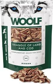 Woolf Triangle of Lamb and Cod 100g