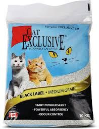 cat exclusive black label scented 15kg