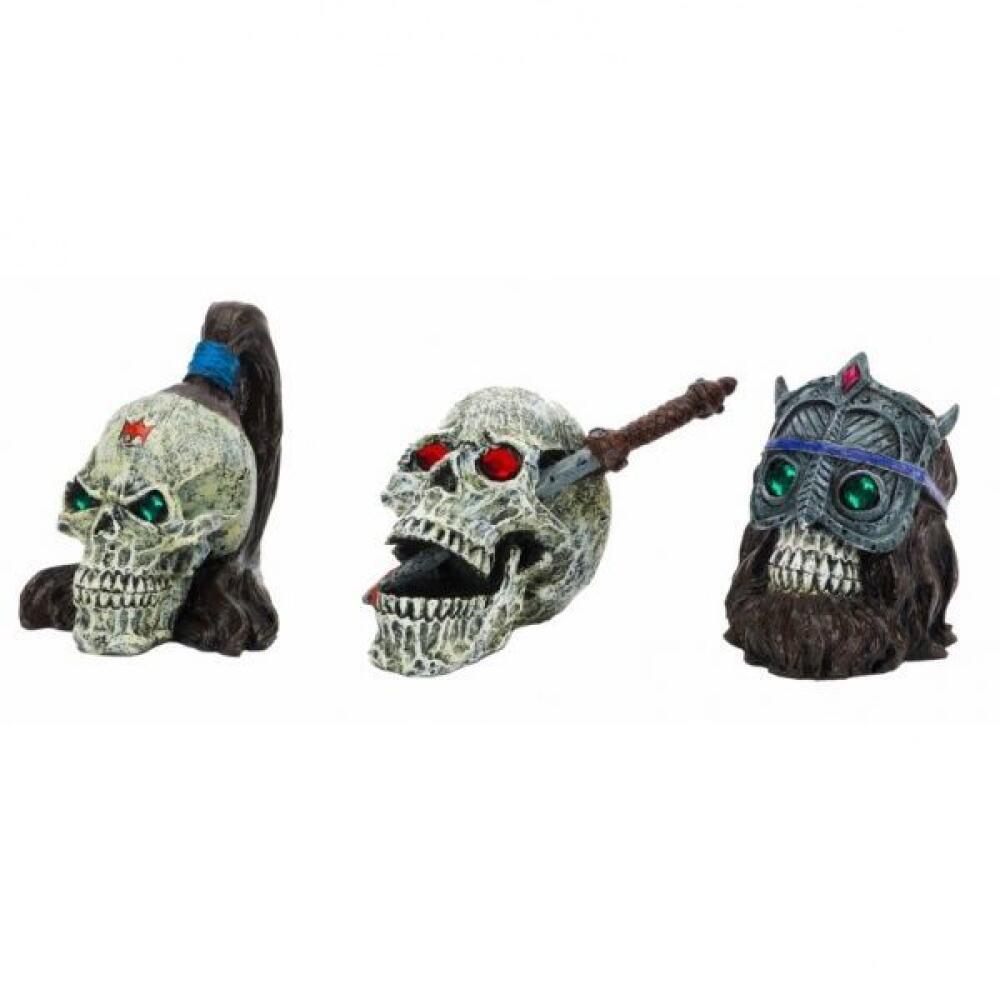 Skull-Gazers Akvariepynt 7cm
