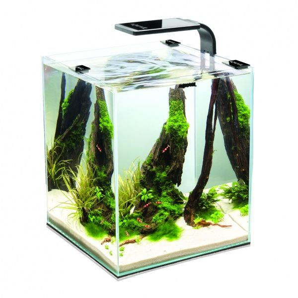 Aquael Shrimp set Smart Black 30L