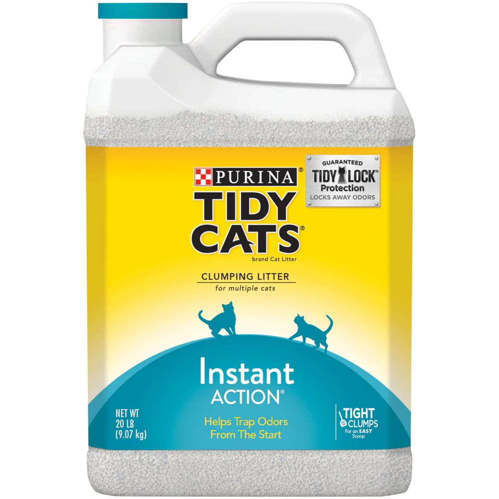 Purina tidy cat Instant action 9kg