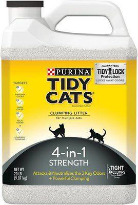 Purina tide cat 4 in 1 strength 9kg