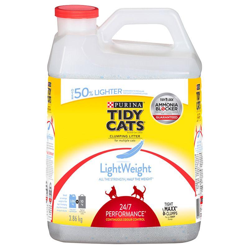 Purina tidy cat 24/7 performance 9kg