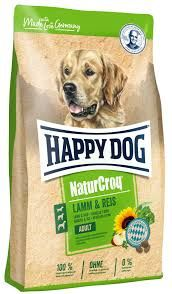 Happy Dog croq Lam og ris 15kg
