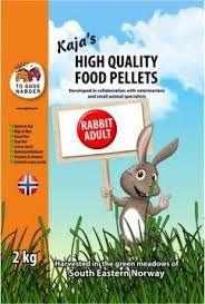To Gode Naboer Adult Rabbit 2kg