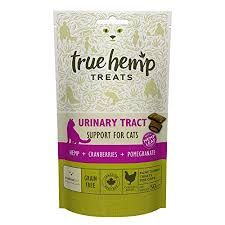 True hemp treats Urinary tract