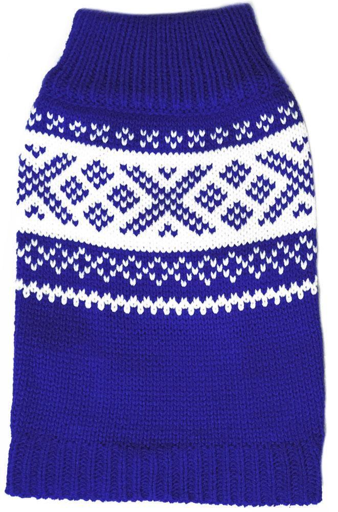 DGF design genser 29cm blå