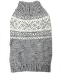 DGF design genser 25cm grå