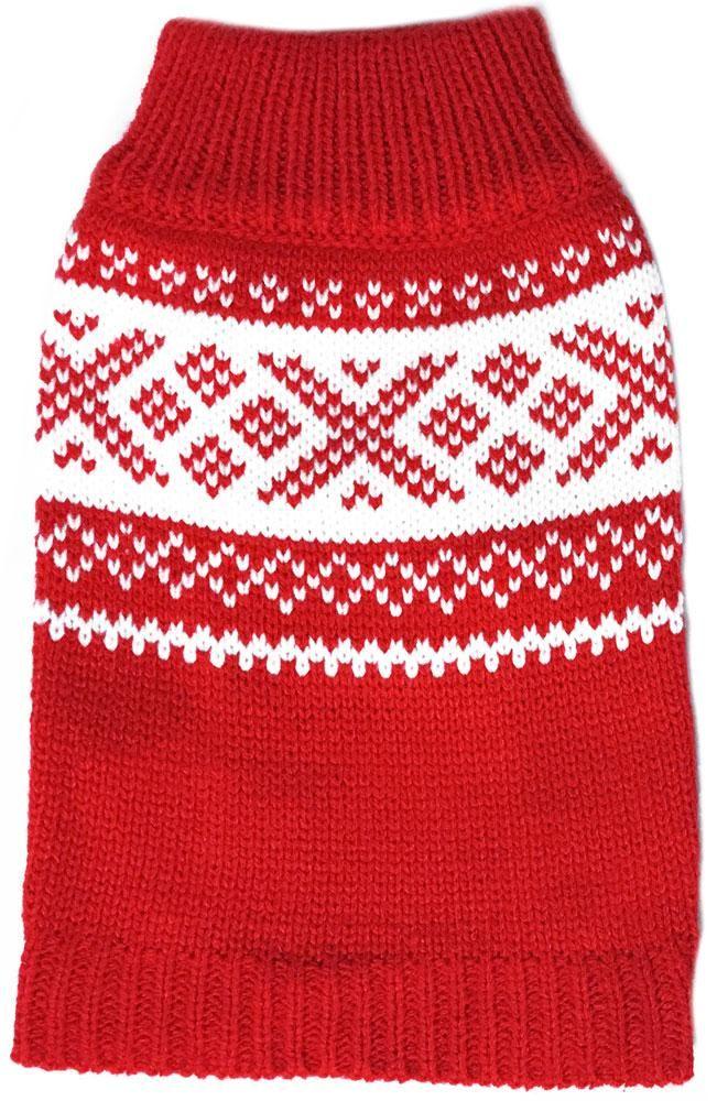 DGF design genser 25cm rød