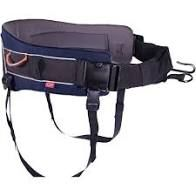 Non-Stop trekking belt blue medium