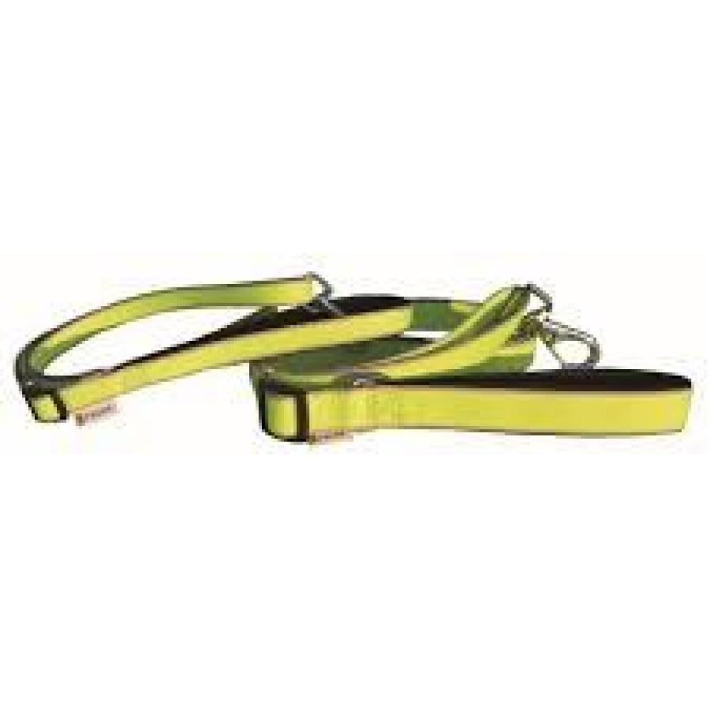 Trine Kobbel neongrønn Justerbart 25mm