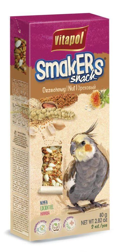 Vitapol smakers nøtter parakitt