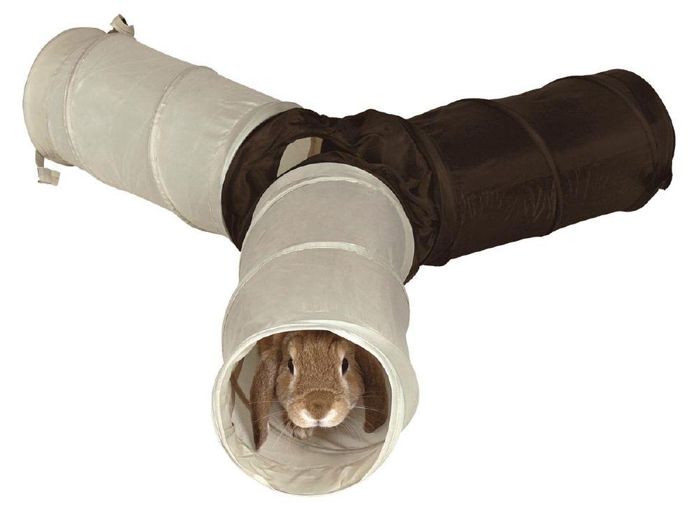 Kanintunnel i Nylon M/4 Innganger