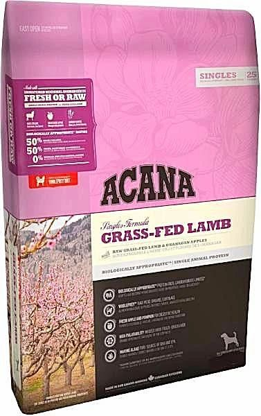 Acana Lamb single 17kg