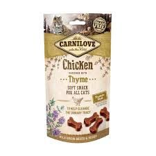 Carnilove soft snack chicken 50gr