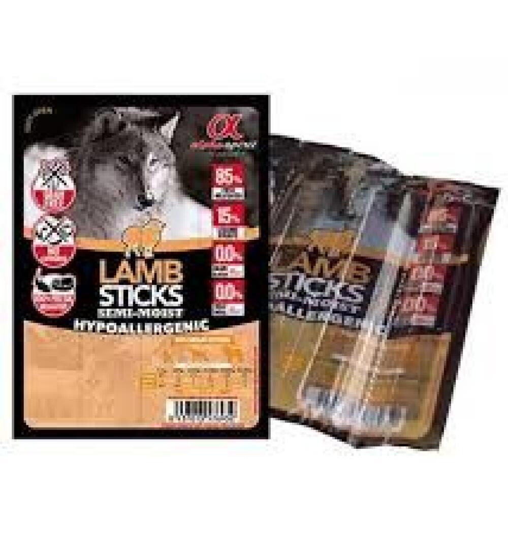 Alpha Spirit lamb sticks 40gr