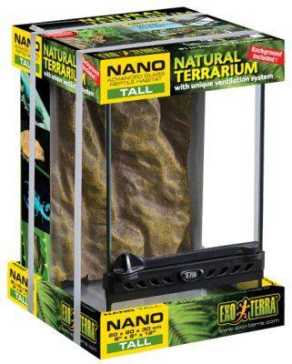 Exo Terra Nano 20x20x30cm
