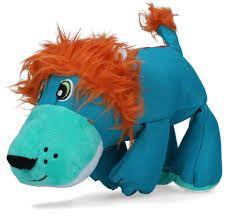 Kong ultra cozie lion m