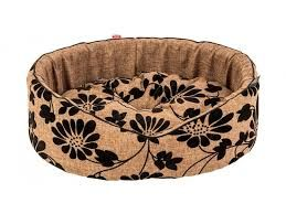 Cazo bed Noir brown 50x46cm