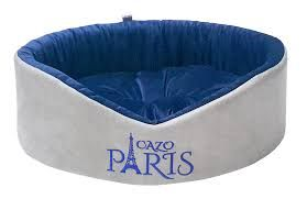 Cazo foam bed paris navy blue 50x46cm