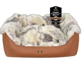 Cazo Soft bed Fluff/skinnim. 63x48cm
