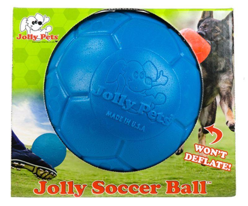 Jolly Soccer Ball Blå 20cm