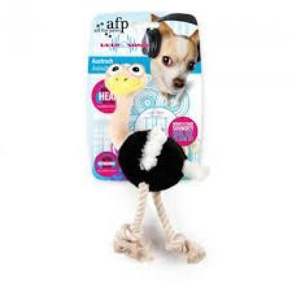 afp ultrasonic ostrich