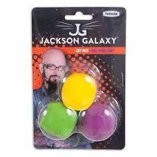 Jackson galaxy cat dice