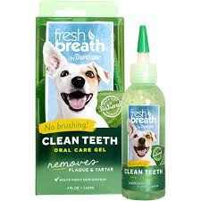 Tropiclean fresh breath gel 118ml