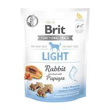 Brit Light Rabbit and Papaya 150gr