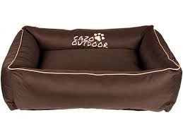 Cazo bed outdoor maxy brown 120x95cm